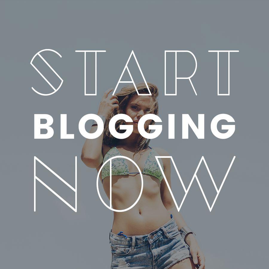 foto esempio tema blogger