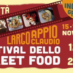 Cinecittà Festival Dello Street Food
