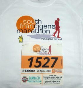Maratona south francigena 2019