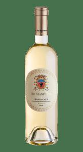 vino re manfredi bianco